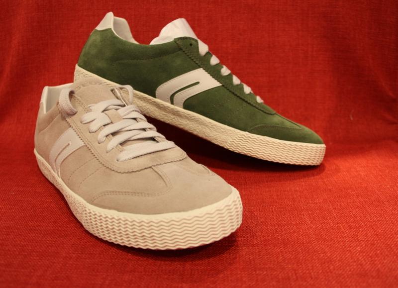 nuovo stile del 2019 seleziona per il meglio vendita online Scarpe GEOX per l'Uomo di Primavera! - Blog - Netwalk outlet calzature