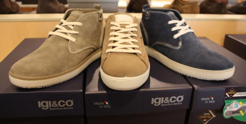 IGI CO  flessibilità e comfort Made in Italy - Blog - Netwalk outlet ... f0a6b6090d8