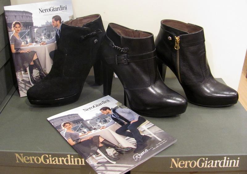 Stivali Nero Giardini 2014