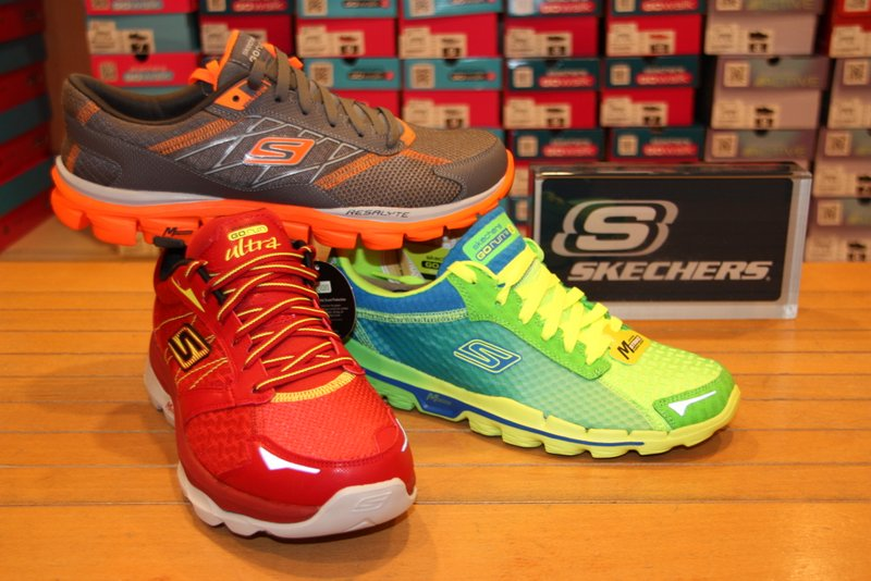 Corri all'infinito con Skechers! Blog Netwalk outlet