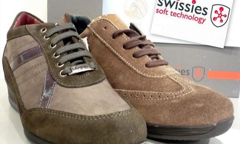 Swissies  una nuova tecnologia di comodità! - Blog - Netwalk outlet  calzature 4269acba232