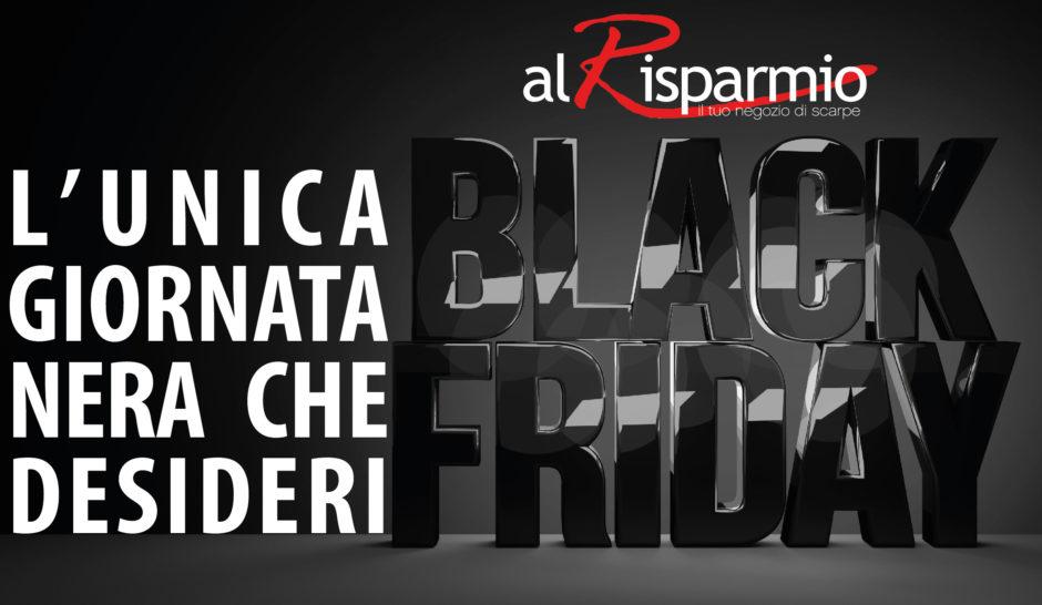 BLACK FRIDAY Al Risparmio Blog Netwalk outlet calzature