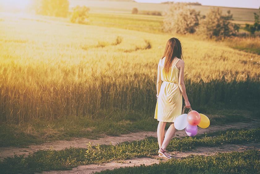 Camminare stimola la creatività
